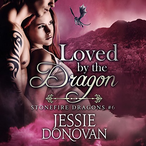 Loved by the Dragon audiobook cover art