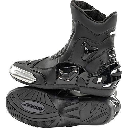 Joe Rocket Men's Superstreet Boots (Black, Size 11)