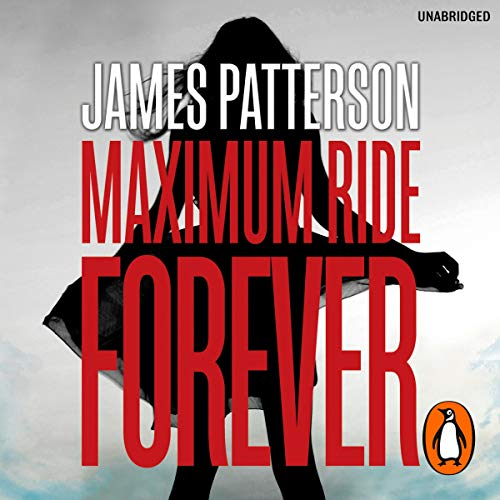 Maximum Ride: Forever cover art