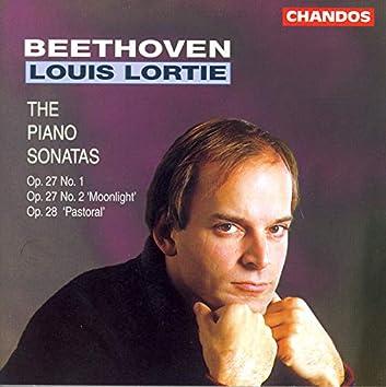Beethoven: Piano Sonatas Nos. 13-15