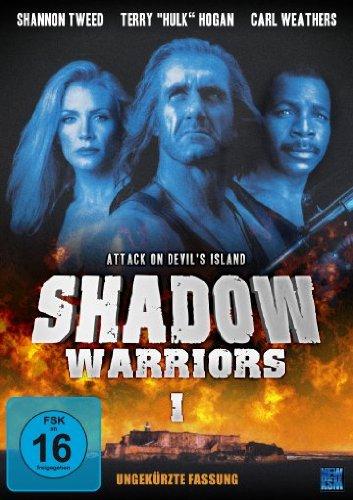 Shadow Warriors 1 - Attack on Devil's Island - Uncut [Alemania] [DVD]