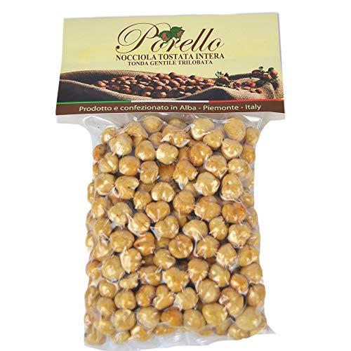 GR 1000 NOCCIOLE INTERE TOSTATE PURA 100% CHIARA NOCCIOLA HAZELNUTS ROASTED NUTS