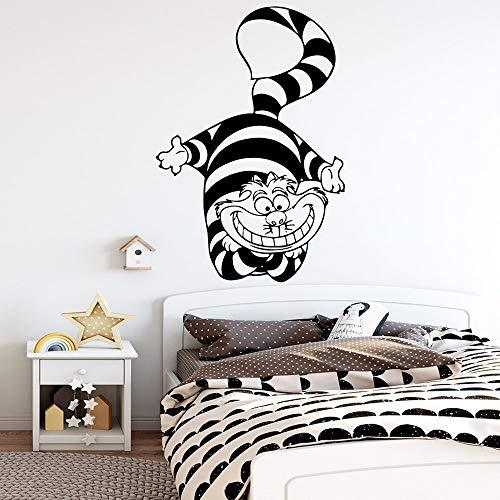 wZUN Pegatinas de Pared de Vinilo de Animales creativos Pegatinas de decoración del hogar Pegatinas de Pared extraíbles Papel Tapiz de decoración del hogar 30X43cm