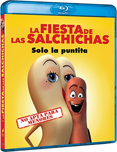 BLU-RAY - Sausage Party (1 Blu-ray)