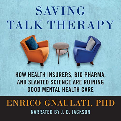 Saving Talk Therapy audiobook cover art