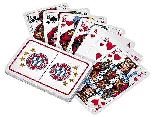 FC Bayern Spielkarten Skat