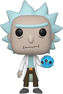 Funko Pop! Animation: Rick and Morty - Rick with Crystal Skull