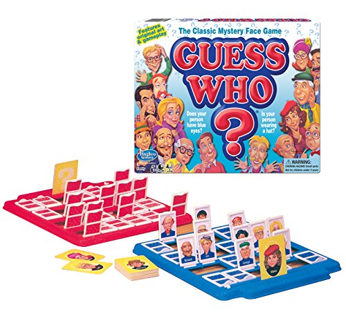 Guess Who? Board Game by Winning Moves