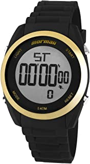 Relógio Mormaii Maui MOBJ3463C/8P Preto