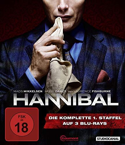 Hannibal - Staffel 1 - Uncut [Blu-ray]