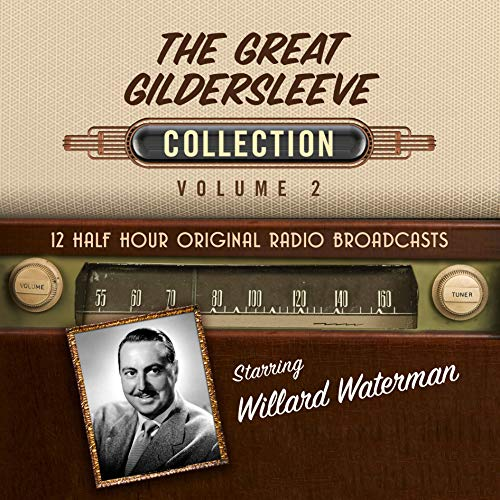 The Great Gildersleeve, Collection 2 audiobook cover art