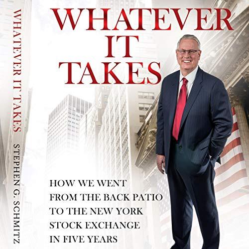 Page de couverture de Whatever It Takes