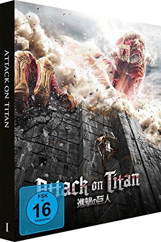 Attack on Titan - Film 1 - [Steelbook] - [Blu-ray] - [Limited Edition]
