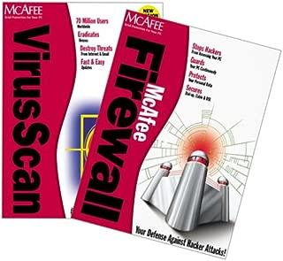 McAfee Virusscan/Firewall Bundle