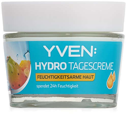 YVEN Hydro Tagescreme, 50 ml, 1er Pack (1 x 0.05 l)