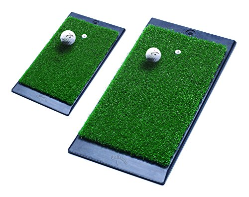 Callaway FT Launch Zone Hitting Mat w/Rubber Backing