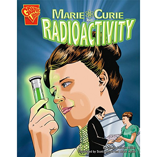 Marie Curie and Radioactivity audiobook cover art
