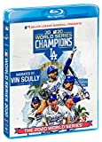 2020 World Series Champions: Los Angeles Dodgers [Blu-ray + DVD]