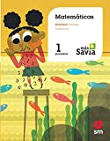 Matemáticas. 1 Primaria. Más Savia. Andalucía