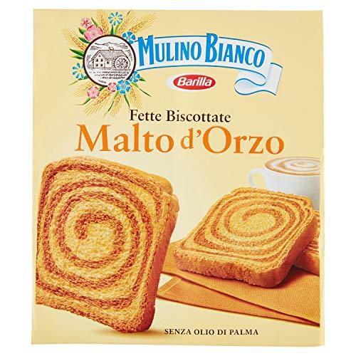 Mulino Bianco Armonie Di Cereali Fette Biscottate Malto D'Orzo - 315 g