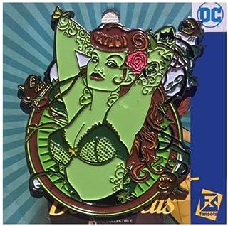 DC Bombshells Poison Ivy Badge Pin