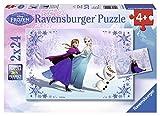 Ravensburger - A1504396 - Puzzle Enfant Classique - La Reine des Neiges - Soeurs pour...