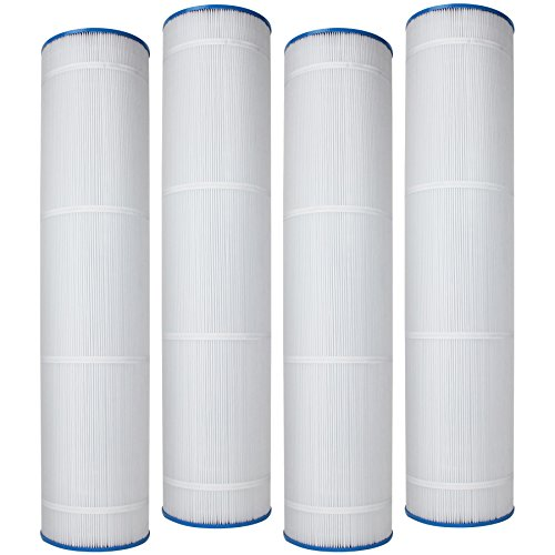 4-Pack Guardian Pool Spa Filter Replaces Unicel C-7495 Hayward Swimclear C5020 5000 CX1260RE FC-1296 PA126
