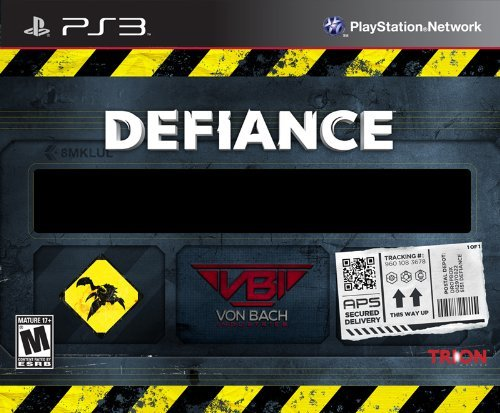 Defiance - Collector's Edition - Playstation 3