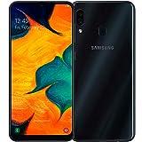 Samsung Galaxy A30 Dual SIM 64GB 4GB RAM A305F-DS Black