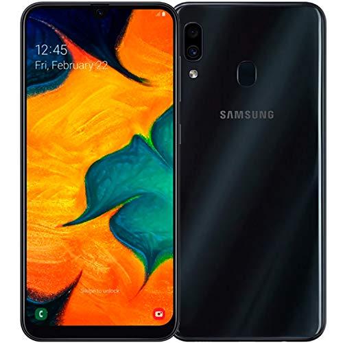 Samsung Galaxy A30 Dual SIM 64GB 4GB RAM A305F-DS Noir SIM Free