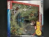San Diego Comic Con SDCC 2012 X-Men Collector 6 Figure Set Marvel Universe X-Factor