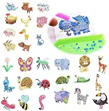 29 Pieces DIY 5D Kids Diamond Painting Kits, Easy to DIY Animal Decorate More Places