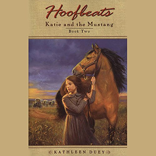 Hoofbeats audiobook cover art