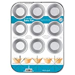 Kitchen-Craft-Non-Stick-12-Cup-Shallow-Muffin-TinMince-Pie-Tray-315-x-24-cm-125-x-95