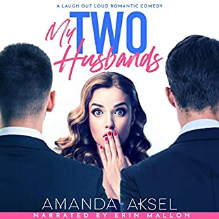 My Two Husbands: A Laugh Out Loud Romantic Comedy audiobook cover art
