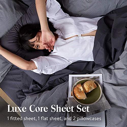brooklinen luxe sheets review