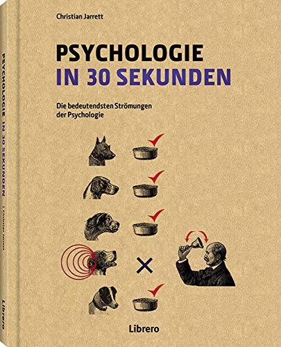 PSYCHOLOGIE IN 30 SEKUNDEN: Die bedeutendsten Strömungen der Psychologie
