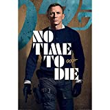 James Bond No Time to Die - James Stance Unisex Poster