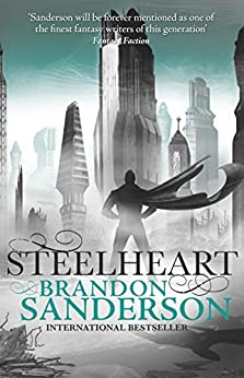 Steelheart (Reckoners Book 1) by [Brandon Sanderson]