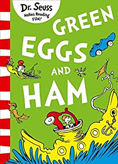Green Eggs and Ham [Green Back Book Edition]: Now a Netflix TV Series!