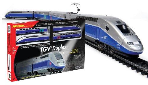 Züge T681 TGV Duplex Set H0