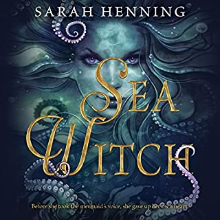 Sea Witch audiobook cover art