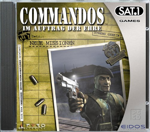 Commandos: Im Auftrag der Ehre [Sat.1 Games]