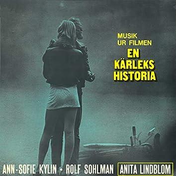 En kärlekshistoria - Musik ur filmen