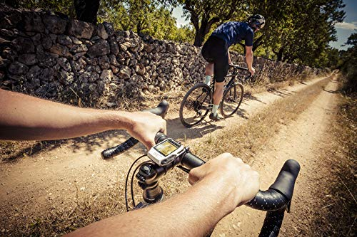 Sigma 01004 Compteur de vélo GPS Mixte Adulte, Noir