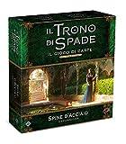 Asmodee 9235 Juego de Tronos LCG-Steel Spine Segunda Edición Italiana