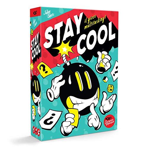 Asmodee Italia - Stay Cool - Gioco da Tavolo, Edizione in Italiano (8147)