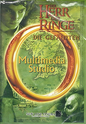 Der Herr Der Ringe Die Gefährten Mutimedia Studio
