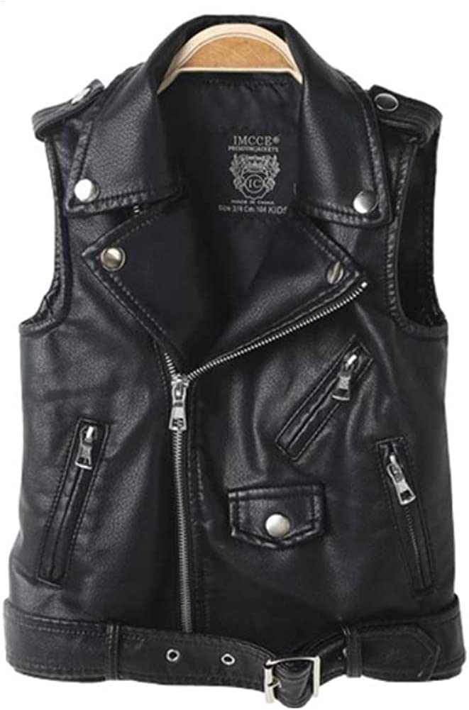 Winter Jacket for Ranking TOP4 Girls Miami Mall Kids Coat Vest Leather Motorcycle