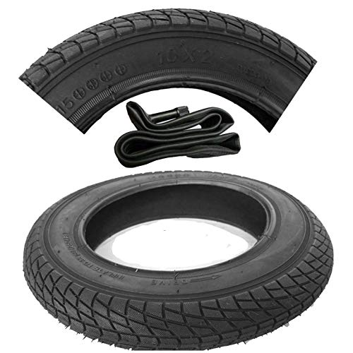 Reifen Mantel + Schlauch 10 Zoll 10 x 2 Norm 54-152